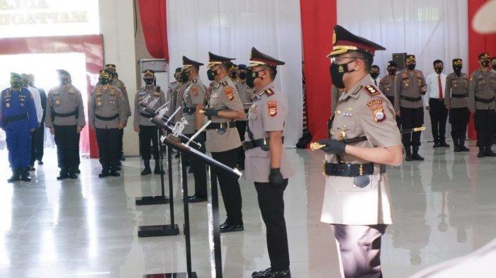 Kapolres Bulukumba Resmi Dijabat AKBP Suryono Ridho Murtedjo
