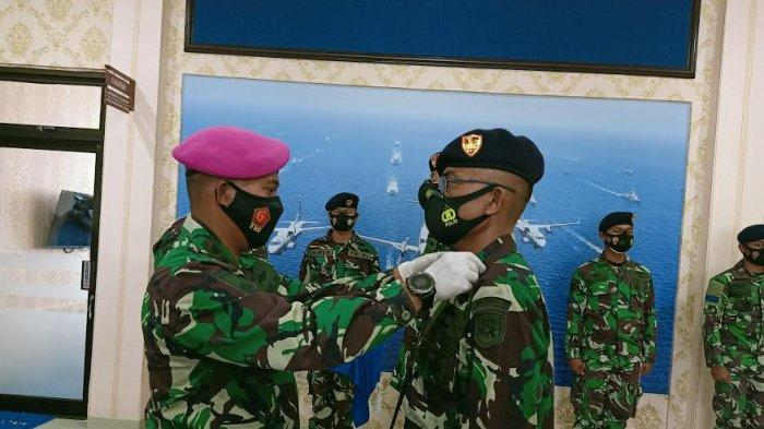 Komandan KAL Manakarra Lanal Mamuju Diganti, Kapten Bastian Dimutasi ke KRI Sampari
