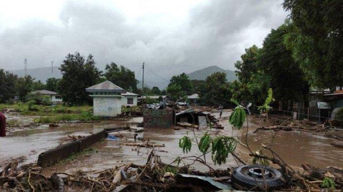 Mengenal Siklon Tropis Seroja yang Tewaskan Puluhan Orang di NTT, Pusarannya Capai 85 Km Per Jam