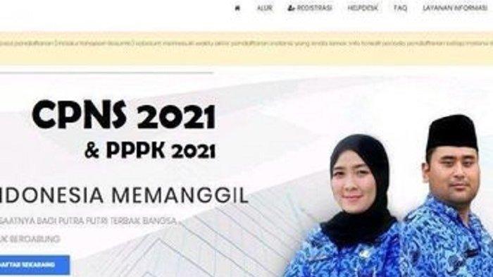 Seleksi Pendaftaran CPNS & PPPK 2021 Mulai 31 Mei, Cek Jadwal Syarat Daftar