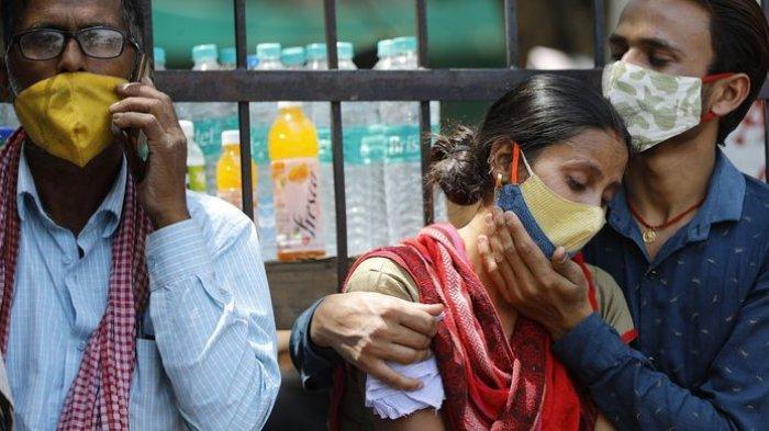 Covid India Masuk Malaysia, 1.500 Orang Meninggal hingga Rumah Sakit Besar Kewalahan Tangani Pasien