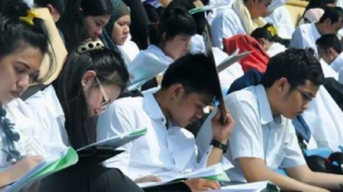 Daftar CPNS 2021 Formasi SMA SMK Sederajat, Berikut 13 Syarat Harus Dipenuhi Termasuk Nilai STTB