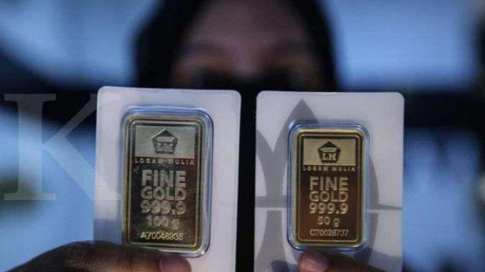 Naik Rp 3.000, Rincian Harga Emas 1 Gram Antam dan UBS Sabtu 3 Juli 2021, Diangka 976.000