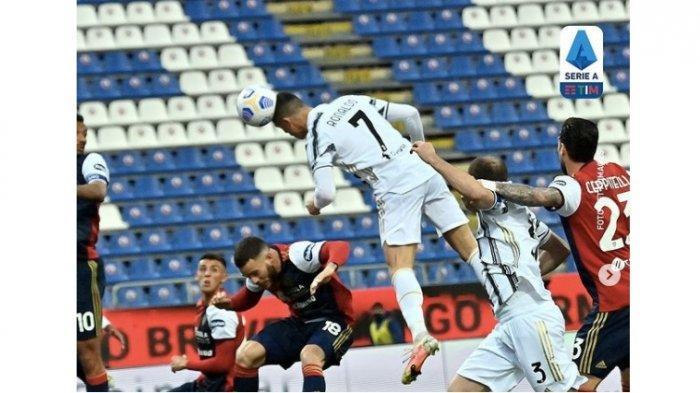 Klasemen Lengkap Liga Italia & Top Skor Video Ronaldo Hatrik, Milan Ditaklukkan Napoli, Inter Kokoh