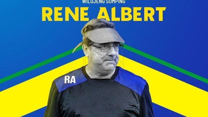 Enggan Dipanggil Nama Lengkapnya, Pelatih Persib Bandung: Panggil Saya Robert Alberts