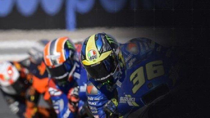 3 Link Live Streaming MotoGP Valencia 2020, Morbidelli Pole Calon Juara Joan Mir Urutan 12, Rossi?
