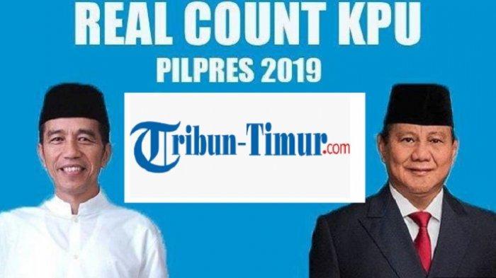 Real Count KPU Menangkan Prabowo, Hasil Quick Count Justeru Ada Menangkan Jokowi di Bengkulu, Loh?