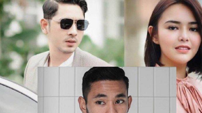 Update Sinopsis Ikatan Cinta 20 Januari - Apa peran aktor tampan Diego Afisyah di antara Amanda Manopo dan Arya Saloka?