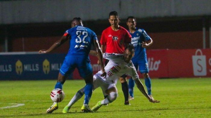 Gol! Update Skor 1-0 PSS Sleman vs Persib Bandung, Pertandingan Menuju Adu Penalti