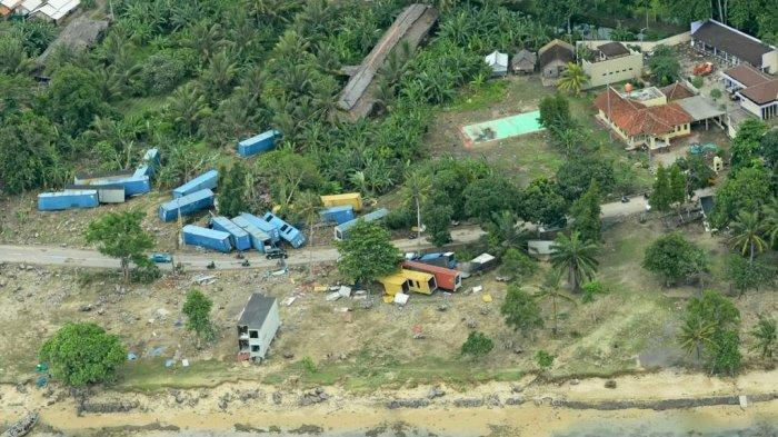 Data Terbaru Korban Tsunami Selat Sunda, 429 Meninggal dan 1.485 Luka luka