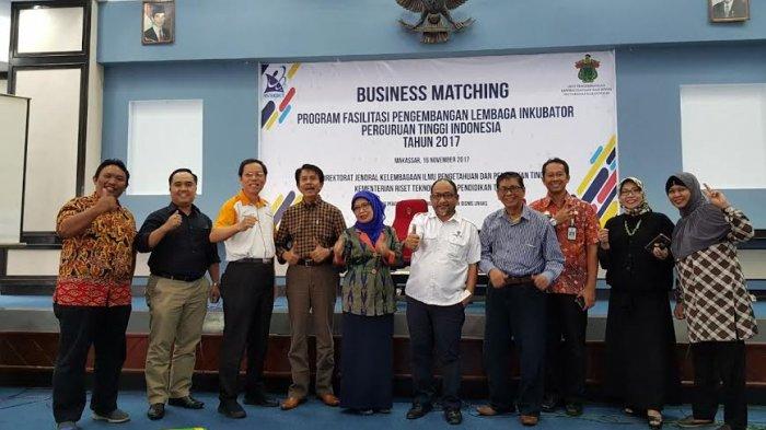 Business Matching UPKB Unhas, Sarana Efektif Pertemukan Investor dan Pelaku Usaha Binaan