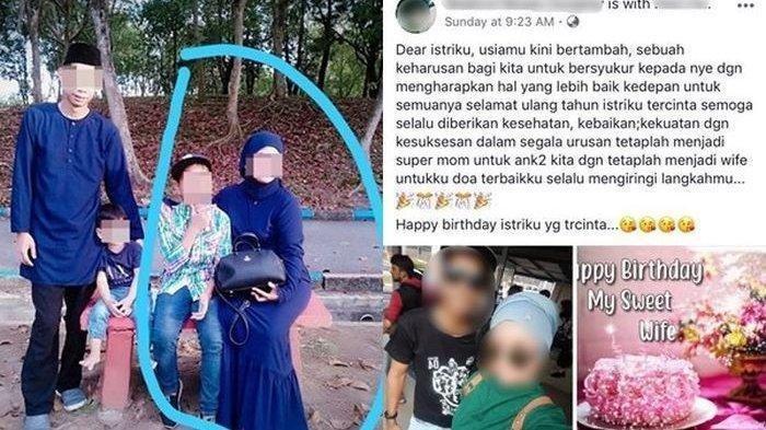 Usai Doakan Istri yang Ulang Tahun, Suami Mutilasi dan Bakar Jasadnya, Anak Sulung Juga Jadi Korban