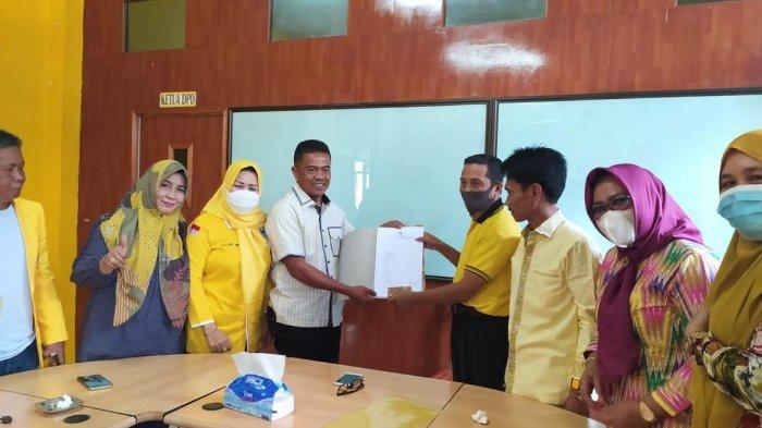 Usman Marham Calon Tunggal Ketua Golkar Pinrang