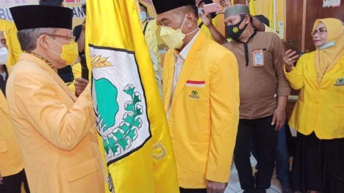 Usman Marham Aklamasi Pimpin Partai Golkar Pinrang