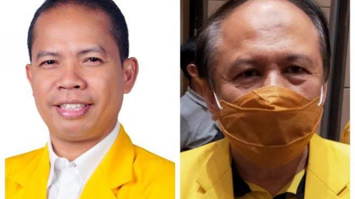 Usman Sofian dan Irianto Ahmad Bersaing Jadi Sekretaris Golkar Makassar