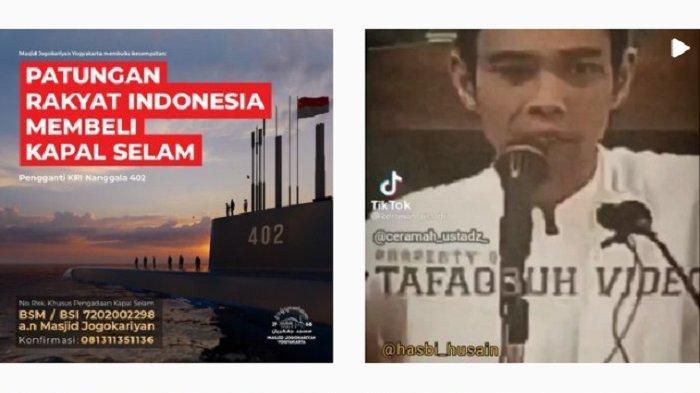 Viral, Ustadz Abdul Somad ajak open donasi beli kapal selam Indonesia pengganti KRI Nanggala 402 yang tenggelam di Bali