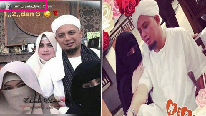 Terungkap Sosok Istri Ketiga Ustadz Arifin Ilham, ini yang ...