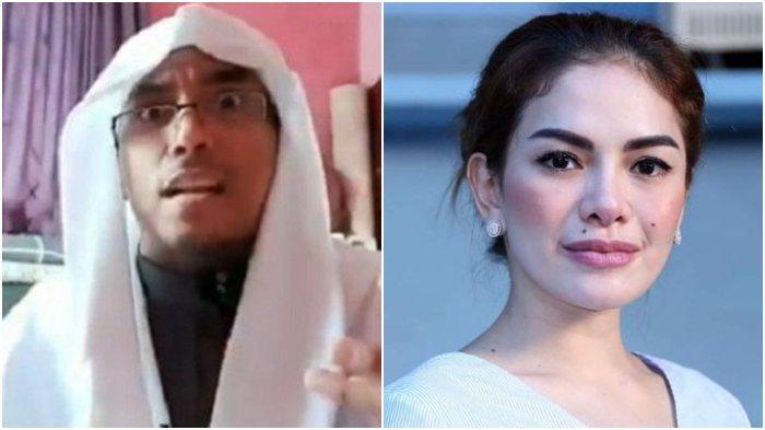 Soni Ernata / Ustadz Maaher At-Thuwailibi Meninggal karena Sakit, Respon Nikita Mirzani di Instagram