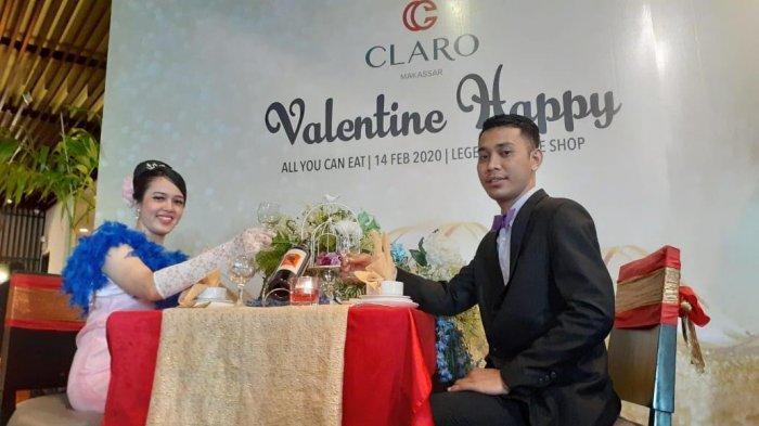 Alasan Claro Hotel Makassar Suguhkan All You Can Eat di Hari Valentine