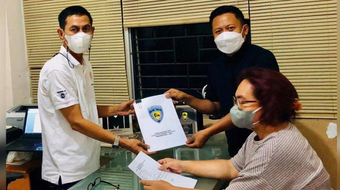 Rusdi Masse Daftar Bacalon Ketua Ikatan Motor Indonesia Sulsel