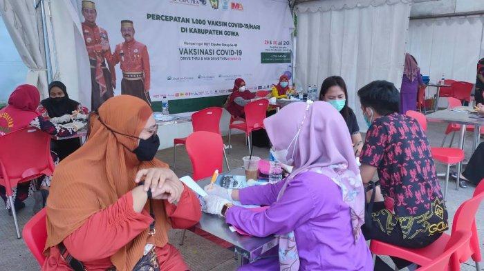 Kolaborasi Ciputra Grup, IMA dan Pemkab Gowa Gelar Vaksinasi Covid-19