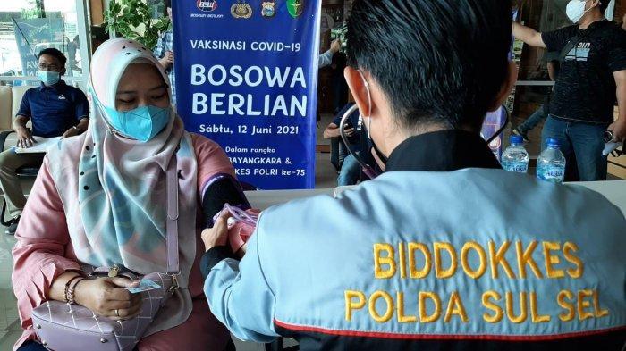PT BBM Vaksinasi Seluruh Karyawan
