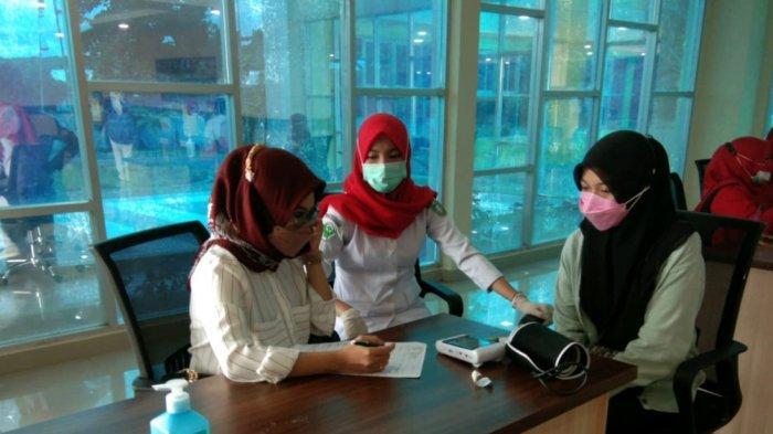 Semarakkan HUT ke-76 RI, Pemkot Parepare Pusatkan Vaksinasi di RS Regional dr Hasri Ainun Habibie
