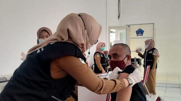 Jurnalis di Bantaeng Dapat Jatah 50 Vaksin