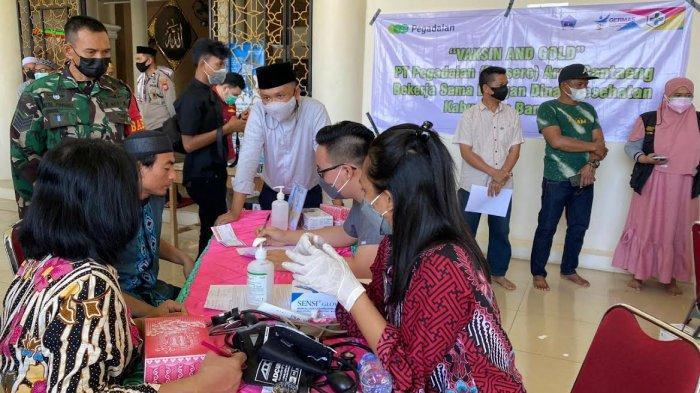 Tersisa 423 Vial, Berikut Jadwal Vaksin di 13 Puskesmas Bantaeng