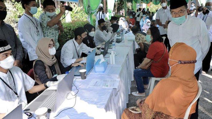 IKA Unhas Sudah Siapkan 22.500 Dosis Vaksin, Husain Abdullah: Wahai Mahasiswa dan Alumni Bersiaplah!