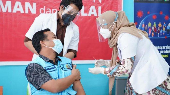 Wagub Sulsel Andi Sudirman Sulaiman Usia 37 Ajak Warga Doakan Terbaik untuk Gubernur Nurdin Abdullah