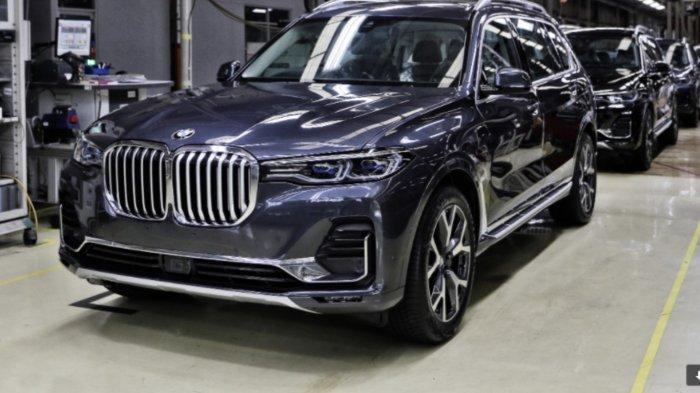 BMW Astra Hadirkan Varian Terbaru BMW X3 dan BMW X7