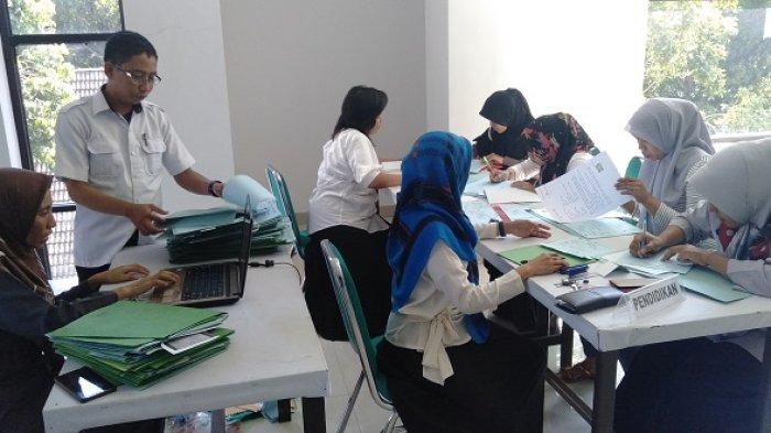 Hasil Sanggahan, 217 Berkas CPNS di Lingkup Pemkab Barru Diterima