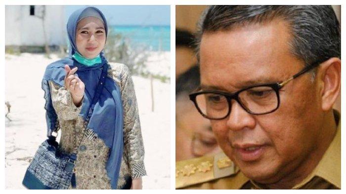Potret Cantiknya Veronica Moniaga Presenter Metro TV Jubir Baru Gubernur Nurdin Abdullah