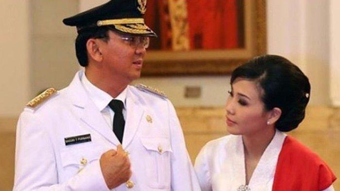 BUKA-bukaan Alasan Cerai dengan Veronica Tan, Ahok Berkali-kali Sebut Laki-laki Lain, Selingkuh?