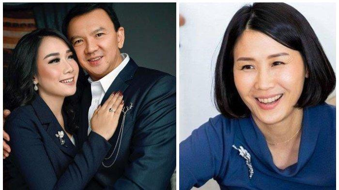 Veronica Tan Dulu Terpuruk Dicerai Ahok Gegara Disebut Selingkuh, Wajahnya Kini Bikin Netter Heboh