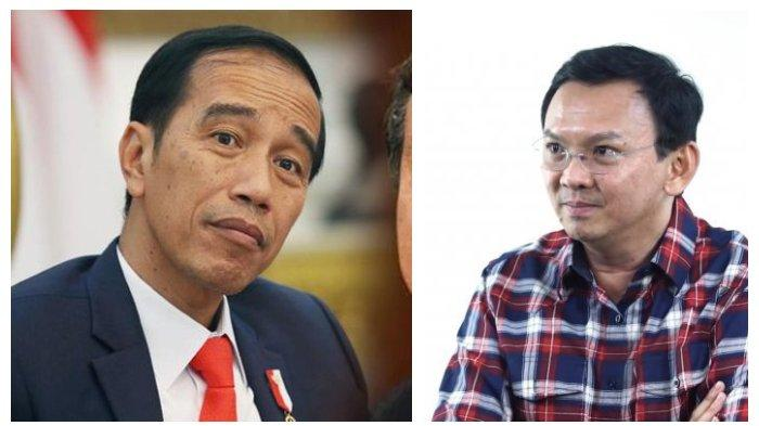 Video Detik-detik Presiden Jokowi Panggil Anak Ahok, Sindir Mantan Suami Veronica Tan