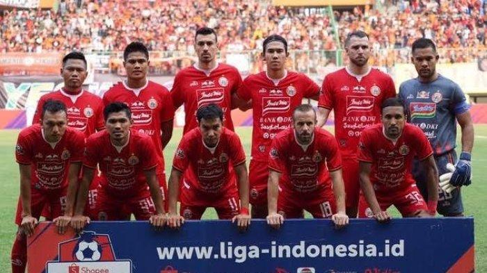 Daftar Lengkap Pemain Dipastikan Gabung dan Dibuang dari Persija Jakarta, Maman & Fitra Hengkang