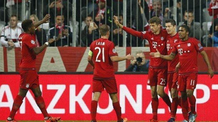 Preview Liga Champions laga Bayern Munchen