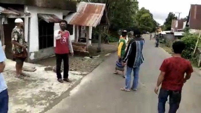 Jalani Isolasi, Warga Baturapa Bulukumba Butuh Bantuan Sembako