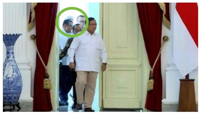 Prabowo-Jokowi Bertemu di Istana, Ali Ngabalin Dilarang Masuk Ruangan