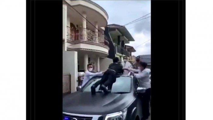 Video Viral Cara Pembuatan Sosialisasi Ganjil Genap di Bogor Dinilai Malah Membahayakan Videografer