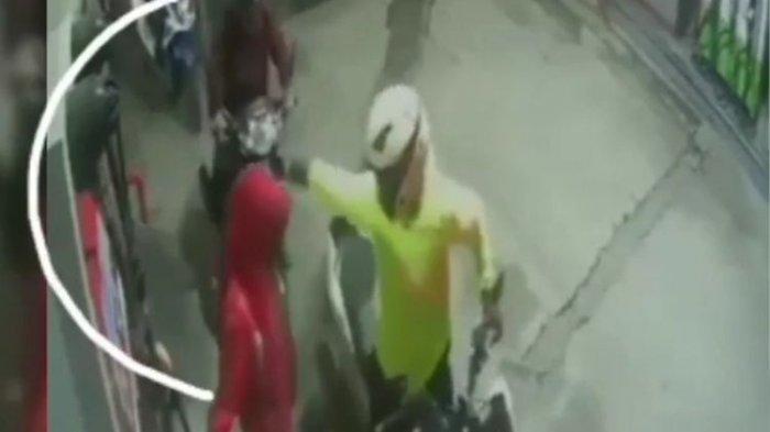 VIDEO VIRAL Karyawati SPBU Ditampar Konsumen yang Menyalip Antrean, Penjelasan Polisi