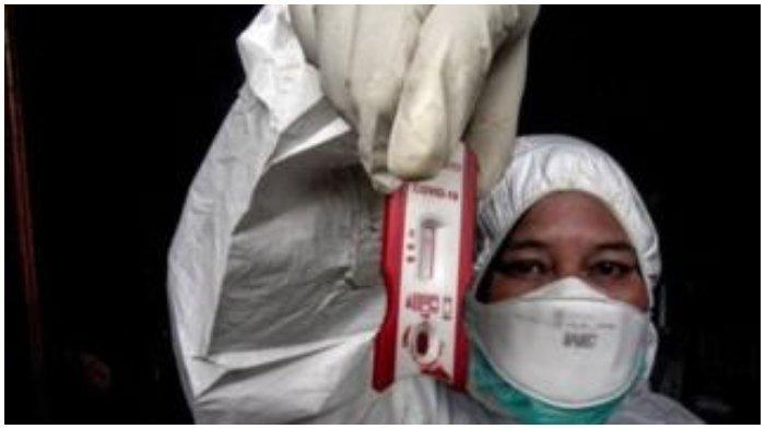 NasDem: Pemkab Sidrap Tolak Bantuan Rapid Test dari Kami