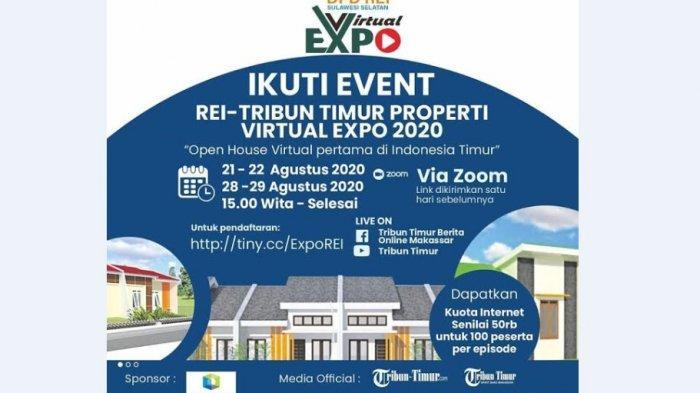 FKS Land Bakal Berikan Berbagai Promo di Virtual Expo REI-Tribun Timur