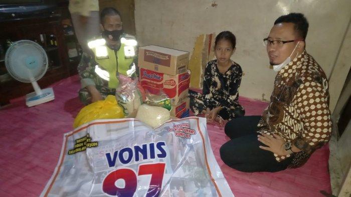 Komunitas Alumni Fakultas Hukum Unhas 'Vonis 97' Bantu Penderita Kanker di Makassar dan Gowa