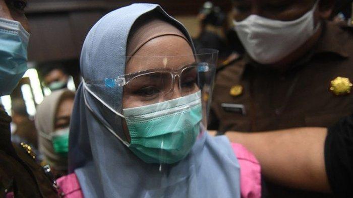 Kabar Buruk buat Jaksa Pinangki, Rekan Irfan Jaya dan DjokoTjandra Divonis 10 Tahun Penjara