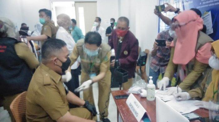 Wakil Bupati dan Sekda Takalar Juga Batal Divaksin Covid-19