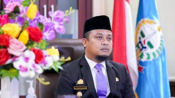 Nurdin Abdullah Jadi Tersangka, Wagub Andi Sudirman Sulaiman Otomatis Jadi Gubernur Sulsel?