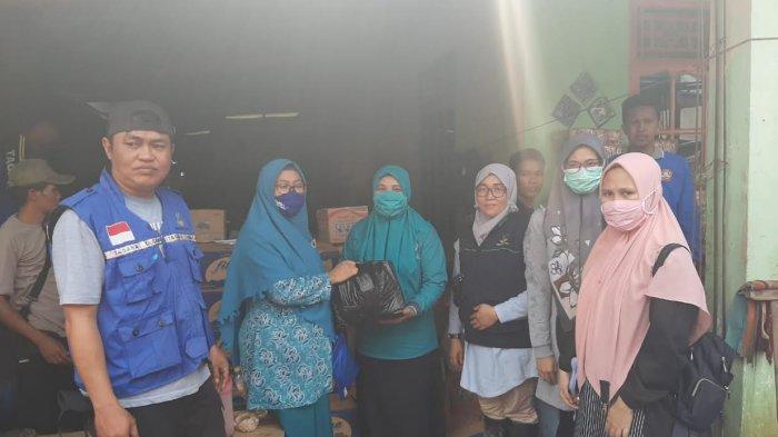 Wagub Utus Andalan Mengaji Salurkan Bantuan ke Kecamatan Rumbia Jeneponto
